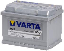 Акция на Автомобильный аккумулятор Varta 6СТ-61 Silver Dynamic D21 (561 400 060) от Stylus