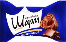 Акция на Упаковка конфет АВК Королевский Шарм с шоколадным кремом 2.2 кг (4823105804948) от Rozetka