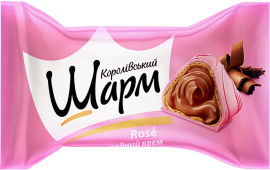 Акция на Упаковка конфет АВК Королевский шарм Rose и шоколадный крем 2.2 кг (4823105805372) от Rozetka