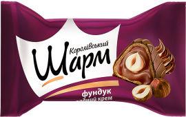 Акция на Упаковка конфет АВК Королевский шарм с целым фундуком и шоколадным кремом 2.2 кг (4823105805341) от Rozetka