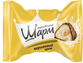 Акция на Упаковка конфет АВК Королевский шарм со сливочной начинкой 2.2 кг (4820187438580) от Rozetka