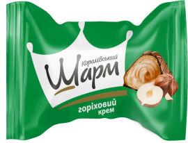 Акция на Упаковка конфет АВК Королевский шарм с ореховой начинкой 2.2 кг (4820187438528) от Rozetka