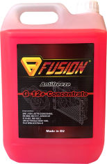 Акция на Антифриз концентрат Fusion Antifreeze Concentrate G-12 -80 5 л Красный (F80G12/5) от Rozetka