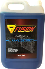 Акция на Антифриз концентрат Fusion Antifreeze Concentrate G-11 -80 5 л Синий (F80G11/5) от Rozetka