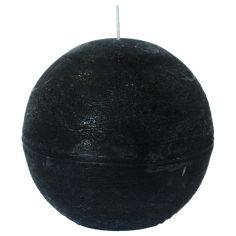 Акция на Свеча парафиновая, пуля, черная от Auchan
