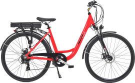 """Акция на Электрический велосипед 28"""" Maxxter City Elite/red от Rozetka"""