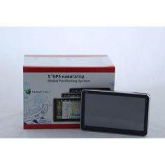 Акция на Автомобильный навигатор Gps 5001ram 256mb 8gb емкостный экран 180895 от Allo UA