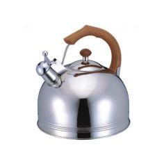 Акция на Чайник Газовый Со Свистком Из Нержавеющей Стали Bohmann BH - 9980 GDO Обьем 4 Л от Allo UA