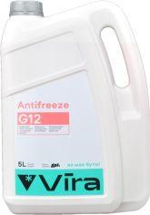 Акция на Жидкость охлаждающая Vira -40 °C G12 красная 5 кг (VI0041) от Rozetka