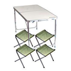 Акция на Комплект мебели складной Ranger ST 401 RA 1106 от Allo UA