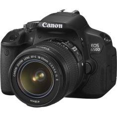 Акция на Фотоаппарат Canon EOS 650D kit 18-135 от Allo UA