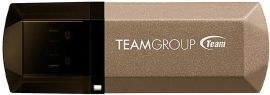 Акция на USB флеш накопичувач Team C155 64GB (TC155364GD01) Golden от Територія твоєї техніки
