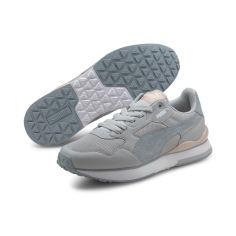 Акция на PUMA - Кроссовки R78 FUTR Indigo Trainers – Gray Violet-Blue Fog-Glacial Blue – 46 от Puma