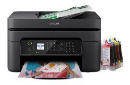 Акция на МФУ Epson Workforce WF-2850 с СНПЧ Standart5 от Lucky Print UA