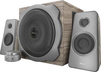 Акция на Акустическая система Trust Tytan 2.1 Speaker set wood (TR23290) от Rozetka