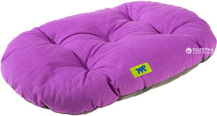 Подушка для собак и кошек Ferplast Relax 78 78х50 см Фиолетовая с серым (82078099 Фиолетовая с серым) от Rozetka