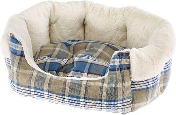 Акция на Лежак для собак и кошек Ferplast Etoile 2 45x46x20 см Синий (83504025) от Rozetka