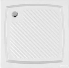Акция на Душевой поддон POLIMAT KIARA 1 90x90 (Polimat00217) от Rozetka