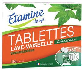 Таблетки для посудомоечной машины Etamine du Lys 1 кг (3538394952072) от Rozetka