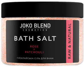 Гималайская соль для ванны Joko Blend Роза-Пачули 400 г (4823099501120) от Rozetka