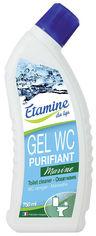 Акция на Очищающий гель для унитазов Etamine du Lys Океанские волны 750 мл (3538395112307) от Rozetka
