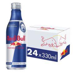 Акция на Упаковка энергетического напитка Red Bull 0.33 л х 24 бутылки (90415104) от Rozetka