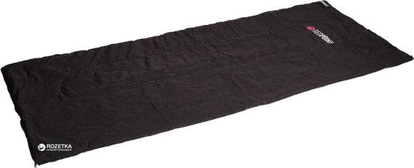 Спальный мешок RedPoint Summit 190 x 75 см Черный (4823082713820) от Rozetka