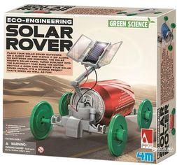 Набор для конструирования 4M Машина на солнечной батарее (00-03286) (4893156032867) от Rozetka