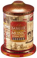 Чай черный рассыпной Basilur Музыкальная шкатулка Лондон 100 г (4792252916708) от Rozetka