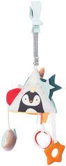 Акция на Развивающая игрушка-подвеска Taf Toys коллекции Полярное сияние - Снежная Пирамидка (12255) (605566122557) от Rozetka