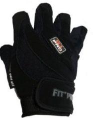 Перчатки для фитнеса Power System S 1 PRO XS Black (FP-03_XS_Black) от Rozetka