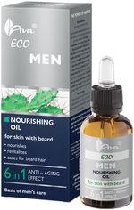 Питательное масло AVA Laboratorium для бороды 6в1 для мужчин 50 мл (5906323005164) от Rozetka