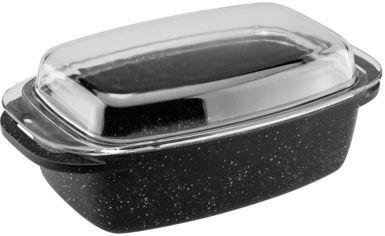 Акция на Vinzer Premium Granite Induction 5.6л с крышкой (89457) от Stylus
