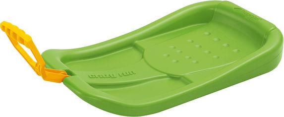 Ледянка Prosperplast Crazy Run Зеленая (5905197095844) от Rozetka