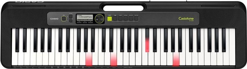 Синтезатор Casio LK-S250 Black (LK-S250) от Rozetka