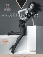 Акция на Колготки Argentovivo Ideal 40 Den 4 р Platino (8051403066065) от Rozetka
