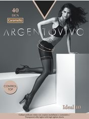 Акция на Колготки Argentovivo Ideal 40 Den 4 р Caramello (8051403065709) от Rozetka