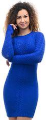 Платье SVTR 449 42-44 Синее (ROZ6206116150) от Rozetka