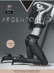 Акция на Колготки Argentovivo Model Top 40 Den 2 р Nero (8051403068199) от Rozetka