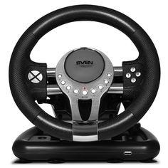 Проводной рульSven GC-W800 PC/PS3/Xbox One X (00700041) от Rozetka