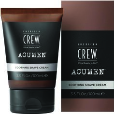 Акция на Успокаивающий крем для бритья American Crew Acumen 100 мл (669316441572) от Rozetka