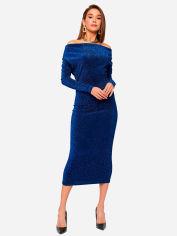 Платье Karree Теона P1731M5503 S-M Синее (karree100011339) от Rozetka