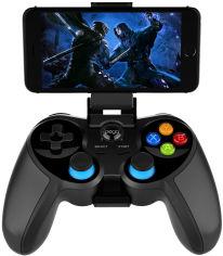 Беспроводной геймпад iPega PG-9157 Bluetooth PC/Android/iOS Black (SGWGCP9157) от Rozetka