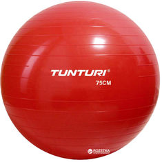 Фитбол Tunturi Gymbal 75 см Красный (14TUSFU282) от Rozetka