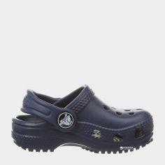 Сабо Crocs Kids Jibbitz Classic Clog K 204536-410-J2 33-34 20.8 см Синие (887350922899_9001045693302) от Rozetka