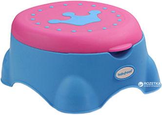 Горшок Babyhood BH-108 Blue-Pink (BH-108B) от Rozetka