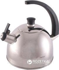 Чайник Fissman Glasgow со свистком 2.5 л (KT-5922.2.5) от Rozetka