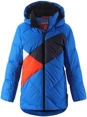 Акция на Зимняя куртка-пуховик Reima Ahmo 531423-6500 116 см (6438429190561) от Rozetka
