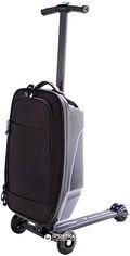 Акция на Самокат-чемодан StreetGo Comfort Black (SGXSDBLC01) от Rozetka
