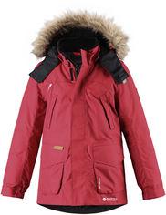 Акция на Зимняя куртка-пуховик Reima 531354-3890 110 см Красная (6438429011637) от Rozetka